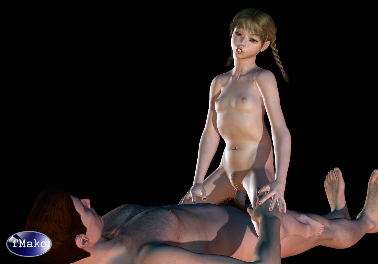 Taboo erotic animation